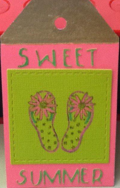 Sweet Summer Tag