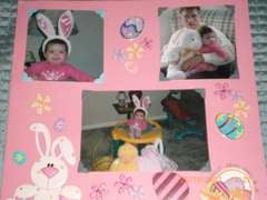 my litttle ones easter