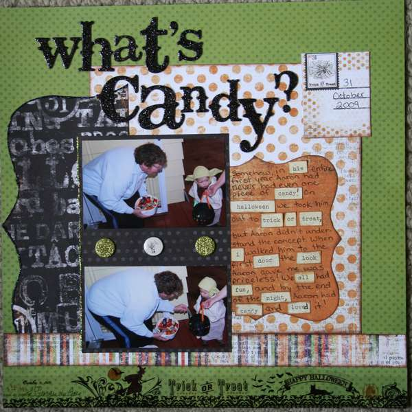 What's Candy?