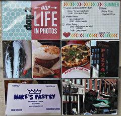 Project Life: Good Eats Boston