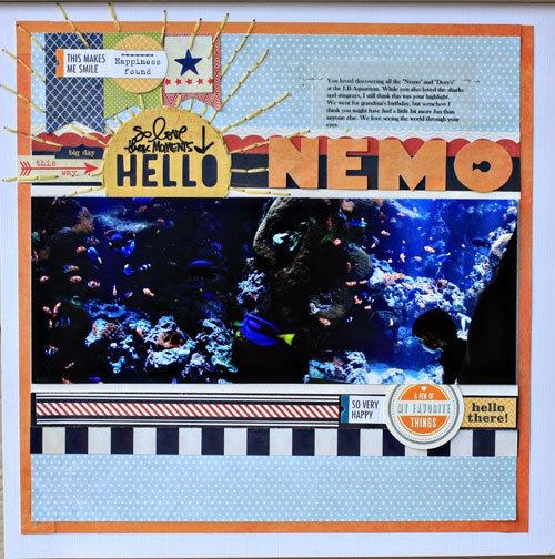 Hello Nemo *Fancy Pants*