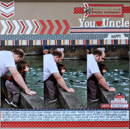 You Love Uncle *Fancy Pants*