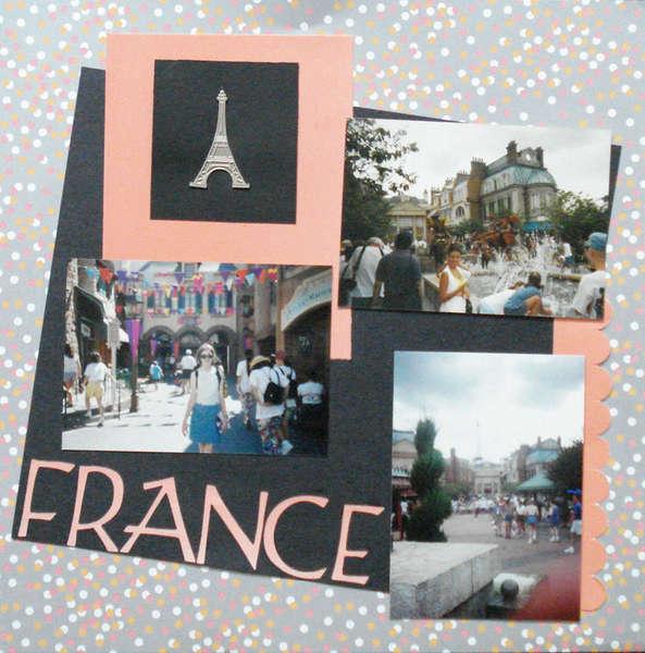 EPCOT: France