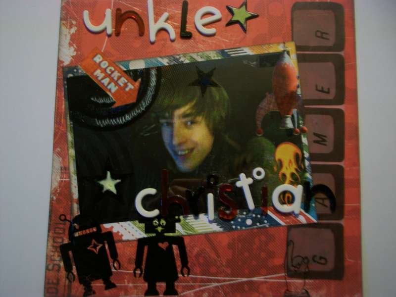 unkle christian