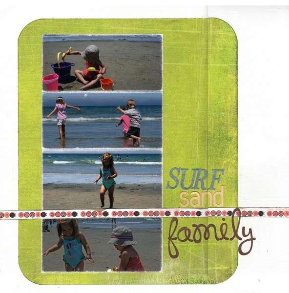 surf sand & family
