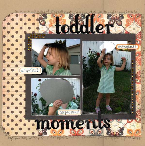 toddler moments