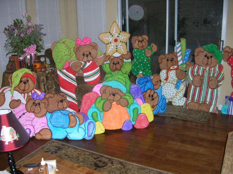 Yard Ornaments