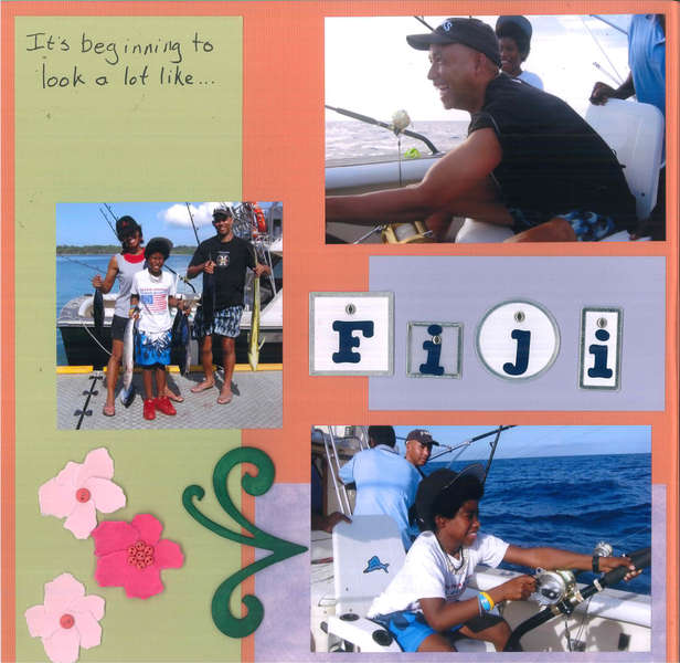 Fiji Fishing