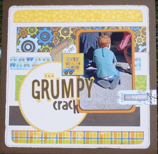 the Grumpy crack*