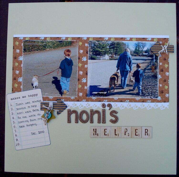 Noni's Helper