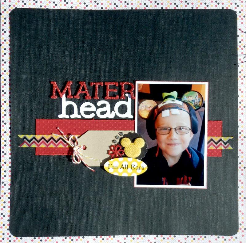 Mater Head