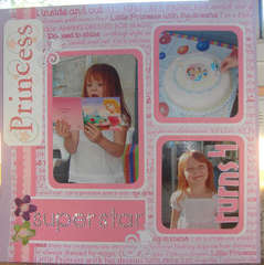 *Princess Superstar turns 4