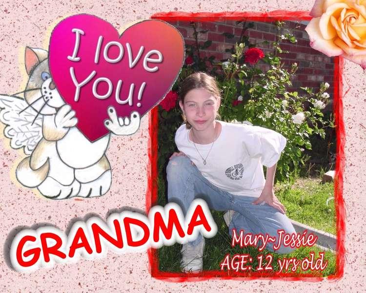 lvu grandma