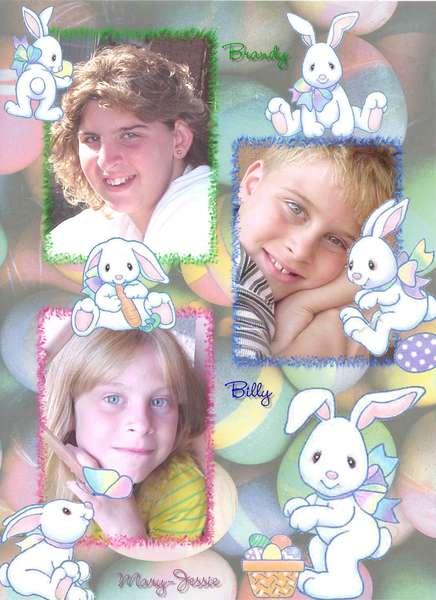 Colors Eggs 2001
