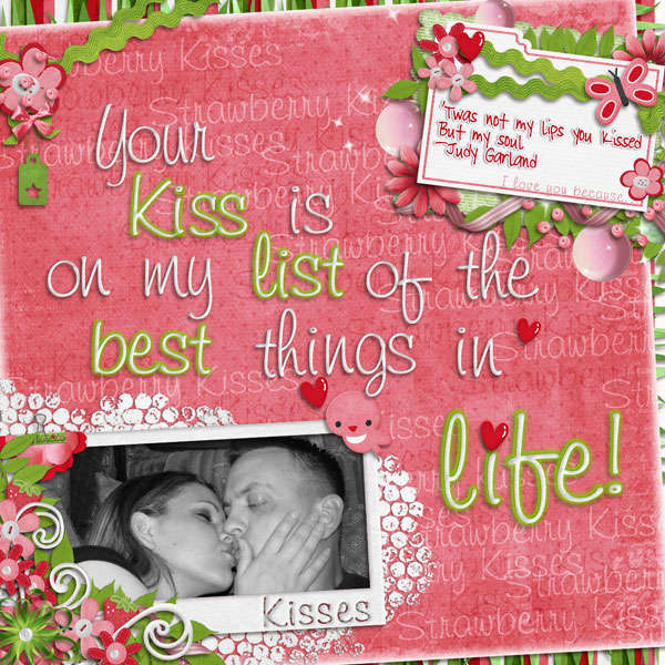 Your Kiss