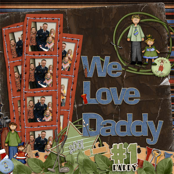 We Love Daddy