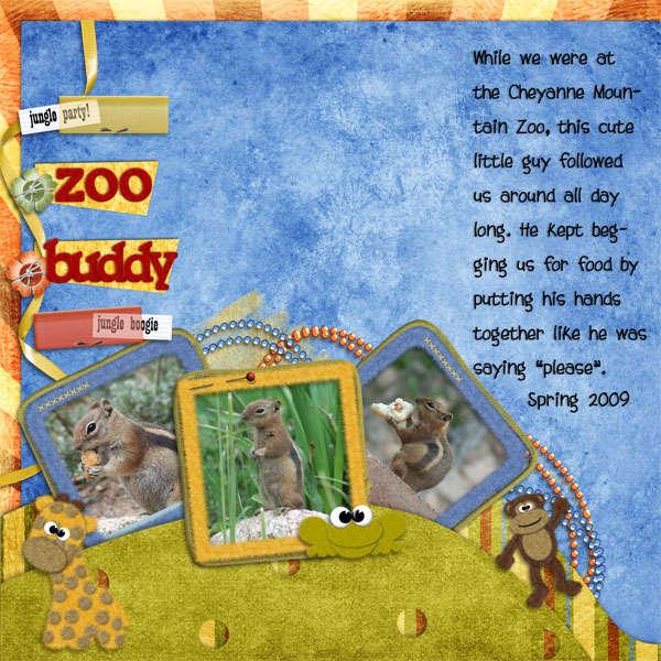 Zoo Buddy