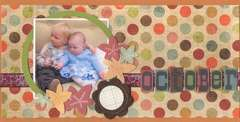 Grandparents' Calendar 2009 - October