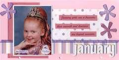Grandparents' Calendar 2009 - January