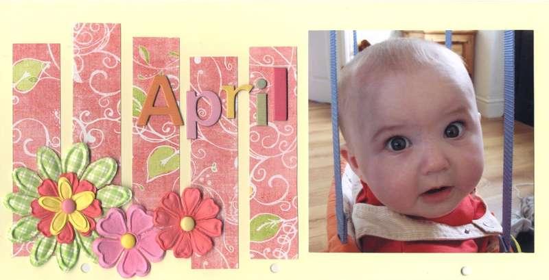 Grandparents' Calendar 2009 - April