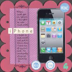 10 Great Loves Mini-Album - Iphone