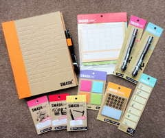 Smashbook and Accessories