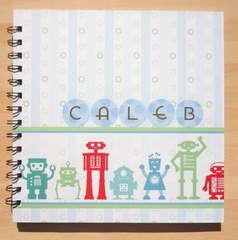 Caleb's Mini-album