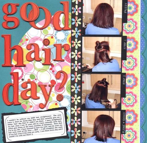 Good Hair Day?