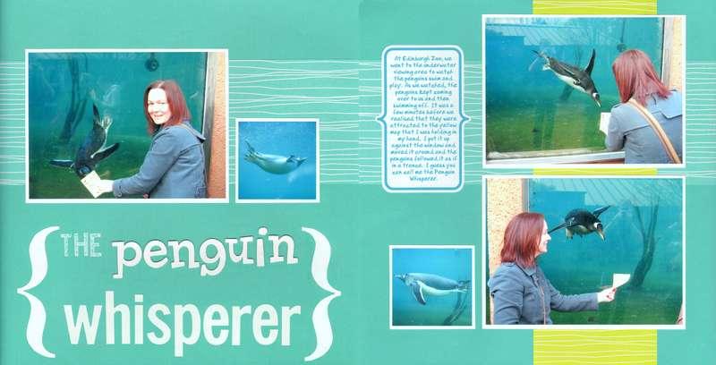 The Penguin Whisperer