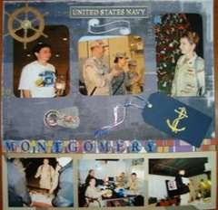 Farewell LCDR Montgomery