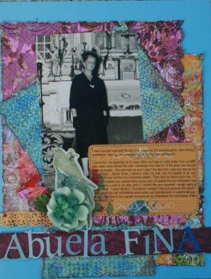 Abuela Fina **CG 2009***