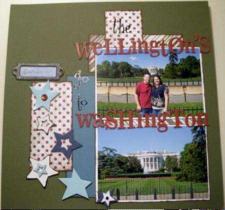 The Wellington's Go To Washington