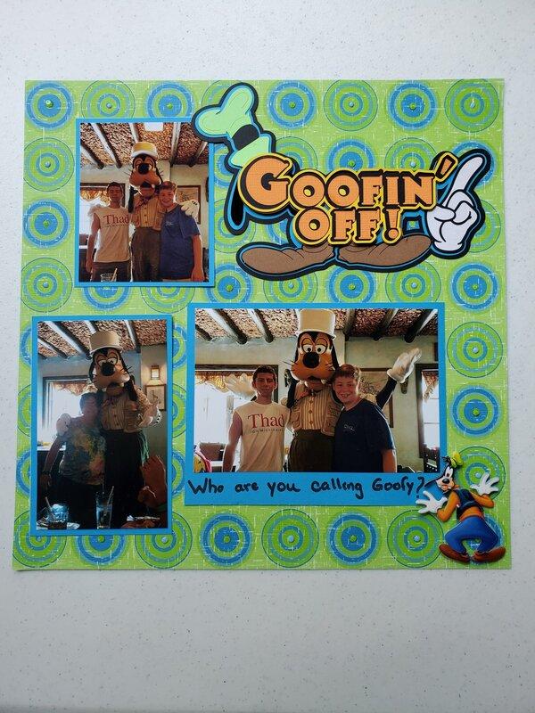 Goofin Off