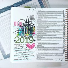Home One Little Word 2019