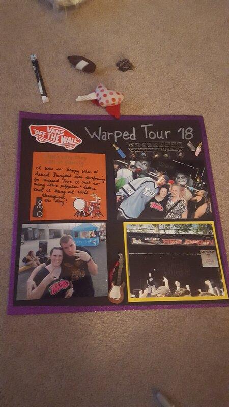Warped Tour 2018