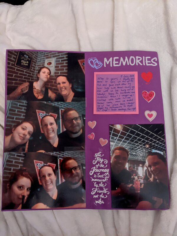 Memories with Anna and Luke