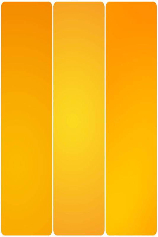 Shades of Gold Bookmark