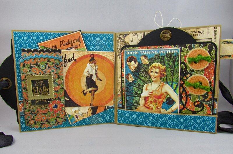 Vintage Hollywood Folio