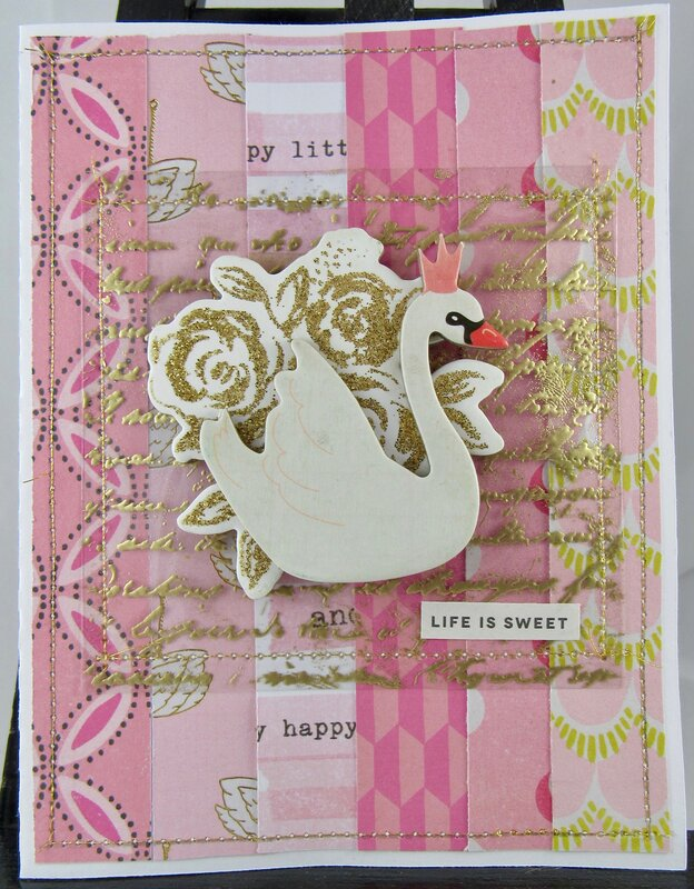 Life is Sweet Card