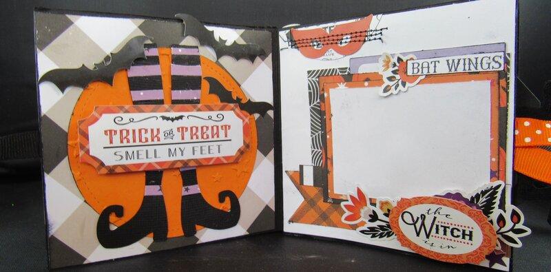 Halloween Mini Album