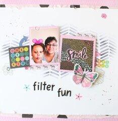 Filter Fun 12x12 Layout