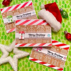 Merry Christmas Doodlebug Cards