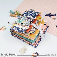 Layered Mini Album