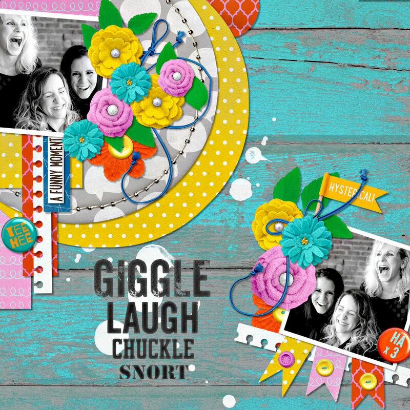 Giggle & Laugh