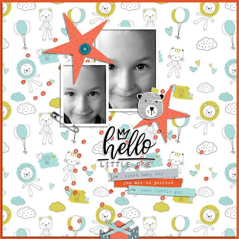 July 2020 Layout Templates