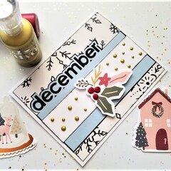December Ditgital Card