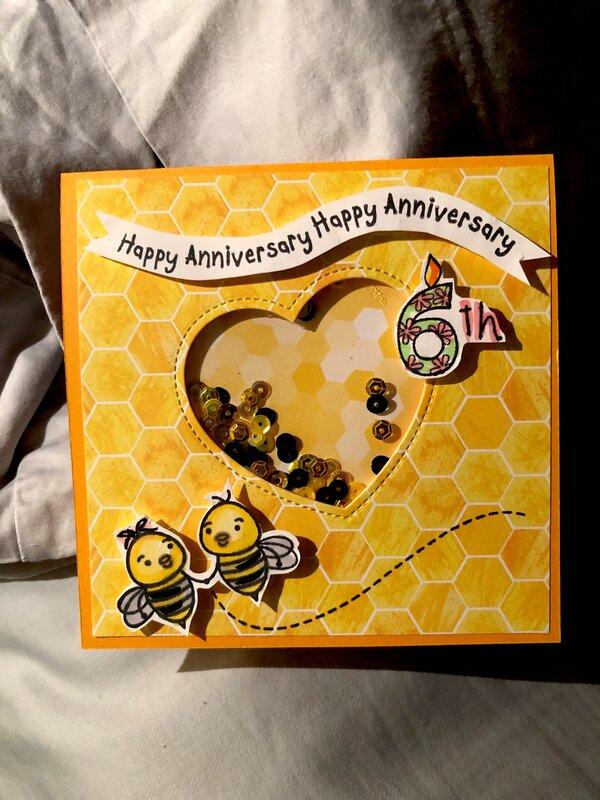 Hap-Bee Anniversary