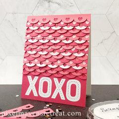 Sweet Scalloped Valentine ft. SBC Borders Cut File
