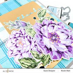 Florals & Tartan by Altenew