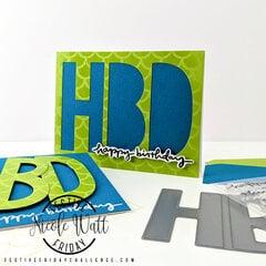 HBD Happy Birthday